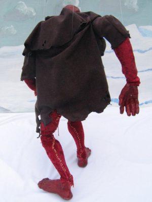 Frankenstein: A Tragi-Comic Puppet Show