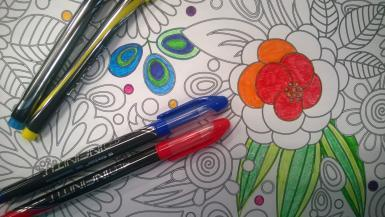 Coloring Cafe'