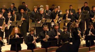 USC Saxophone Quartets and Ensemble Concert