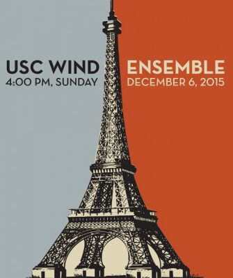 USC Wind Ensemble Concert with Joseph Rackers, piano