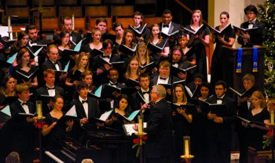 USC Concert Choir Christmas Concert