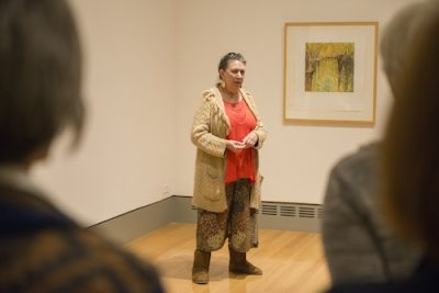 Artist Salon: The Figure in Independent Spirits