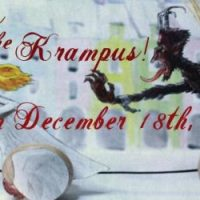 Spork in Hand Puppet Slam: A Krampus Christmas