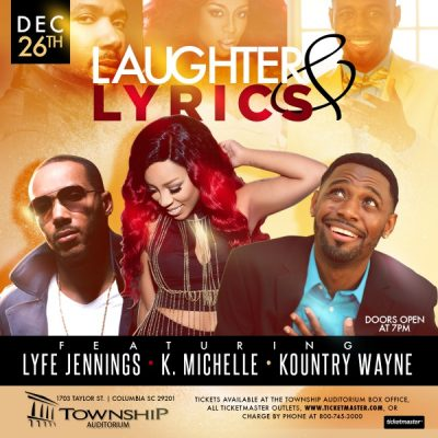 Laughter & Lyrics with K. Michelle