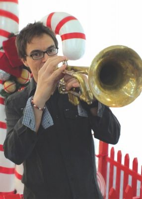 Jingle Bell Jazz featuring Mark Rapp