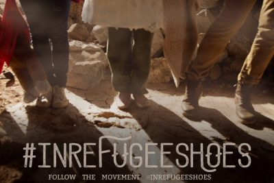 Premiere Screening of #InRefugeeShoes