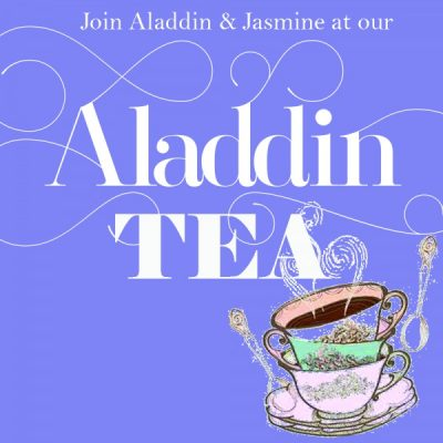 Columbia City Ballet Aladdin Tea