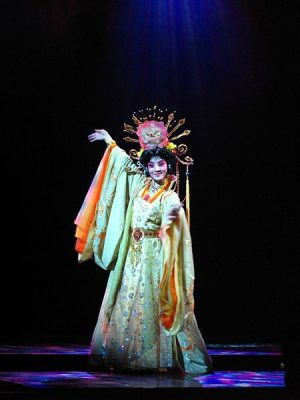 Changing Faces: The Art of Chinese Opera