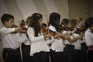 Suzuki Strings at USC and Columbia Baroque present...
