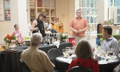 A Spirited Tour and Tasting