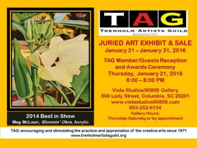 Trenholm Artists Guild Juried Show