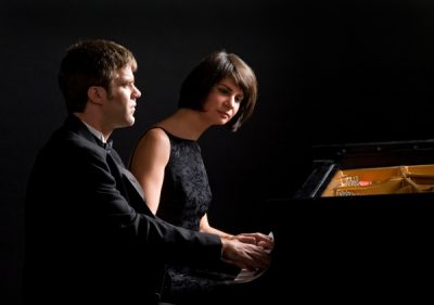 Lomazov Rackers Piano Duo Faculty Recital