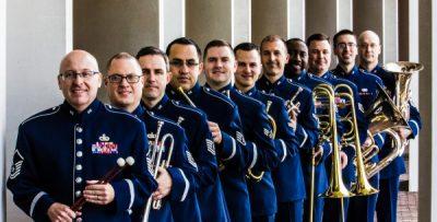 USAF Heritage Brass Concert