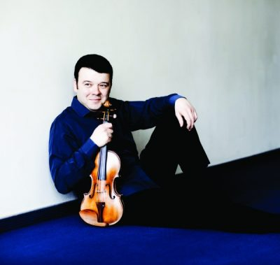 All-Beethoven Concert with Guest Vadim Gluzman