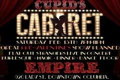 Bootlegger's Burlesque Presents: Cupid's Cabaret
