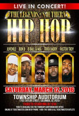 Legends of Southern Hip Hop