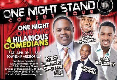 The One Night Stand Comedy Tour