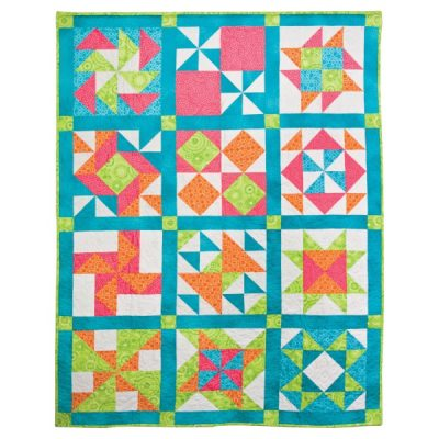 Beginning Sewing and Quilting for Children