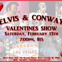 Elvis & Conway Valentine's Show