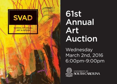 61st Annual Art Auction