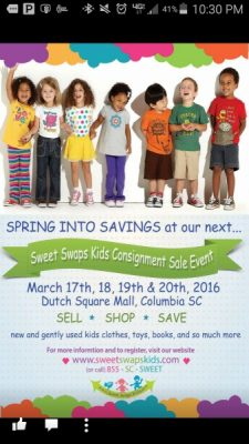 Sweet Swaps Kids Consignment Sale