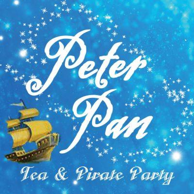 Peter Pan Tea and Pirate Party