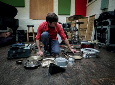 Tim Daisy On The Ground: An Amusing Mess - Solo Percussion Concert