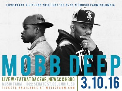Love, Peace and Hip Hop Benefit: Mobb Deep 20th An...