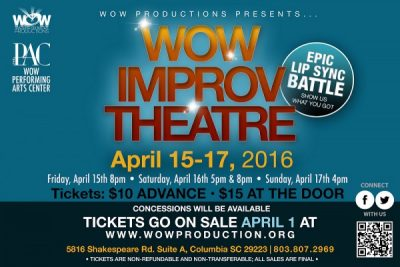 WOW Improv Theatre