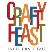 Apply for Crafty Feast now until July 31 // Columbia, SC indie craft fair on Sunday, Dec. 11, 2016