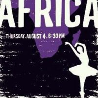 Artists for Africa 5th Annual Performance Art Event