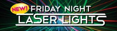 Friday Night Laser Lights