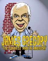 James Gregory at Town Theatre