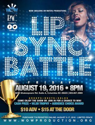WOW Lip Sync Battle