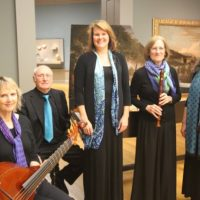 """Columbia Baroque Concert: Musical Splendor from the Grand Courts of Europe """"The British Monarchy"""""""
