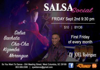 First Friday Salsa Social