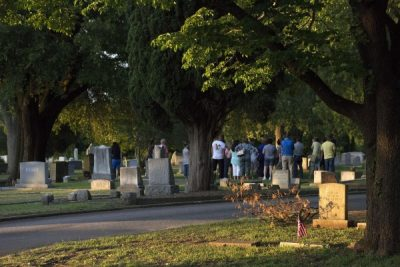 Scout Day: Cemetery Hunt
