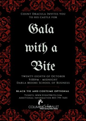 Gala with a Bite