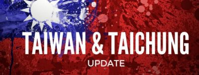 Distinguished Speaker Series: Taiwan and Taichung Update