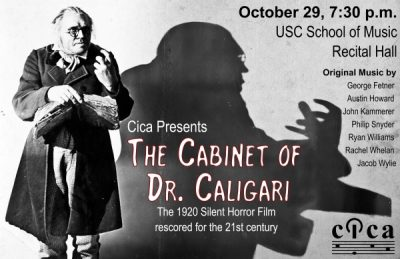 The Cabinet of Dr. Caligari: The 1920 Film Rescored