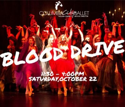 Dracula's Blood Drive With a Bite