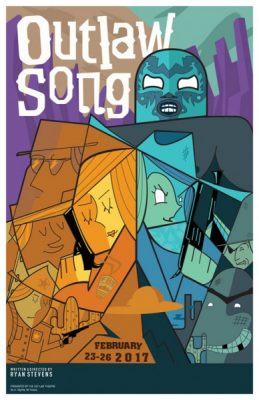 OUTLAW SONG at USC Lab Theatre