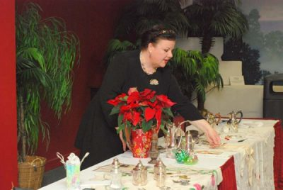 State Museum to Host Holiday Table Trimmings Event