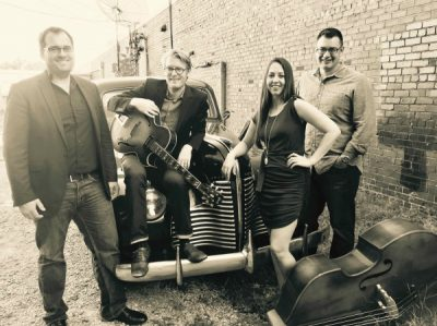 Oh what a night: ColaJazz to present singer Amanda Mayo at Main Street Public House