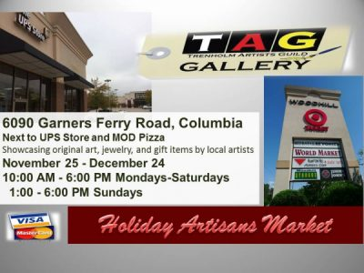 TAG Holiday Artisans Market