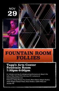 Fountain Room Follies