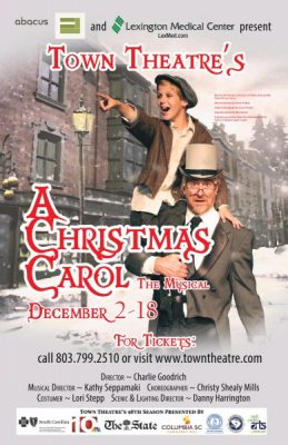 Town Theatre's A Christmas Carol: The Musical