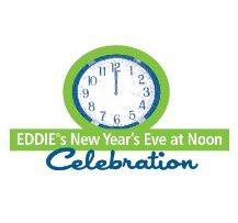 Eddie's NYE at Noon Celebration!