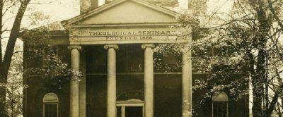 Homeschool Friday: The Robert Mills House as Seminary