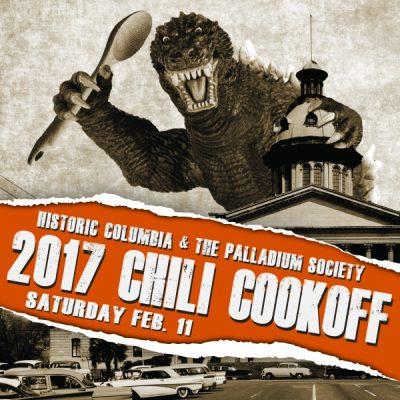 The Palladium Society 2017 Chili Cook-Off